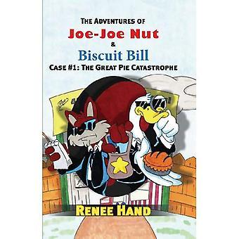 The Adventures of Joe-Joe Nut & Biscuit Bill, Case #1: The Great Pie Catastrophe