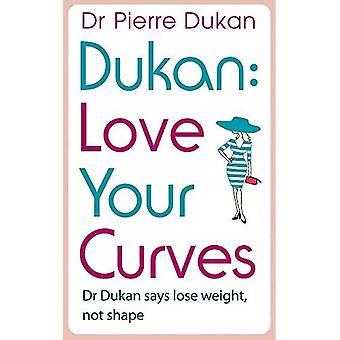 Älskar dina kurvor: Dr Dukan säger gå ner i vikt, inte form (Dukan Diet)