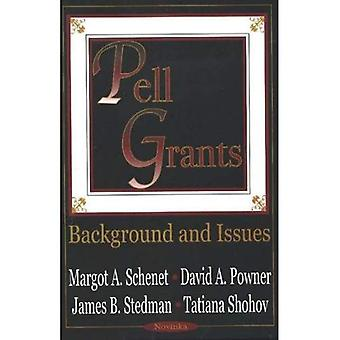 Pell Grants : Background and Issues