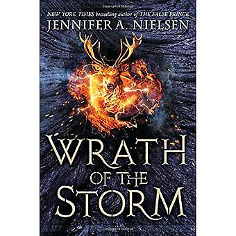 Wrath of the Storm (Mark of the Thief - Trilogy)