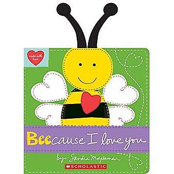 Beecause jag älskar dig