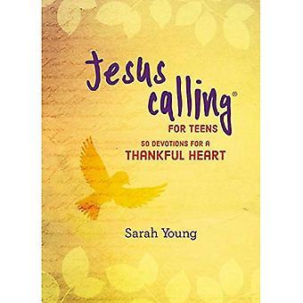 Powołanie Jezusa: 50 nabożeństwa dla serce (Jezus Calling (R))