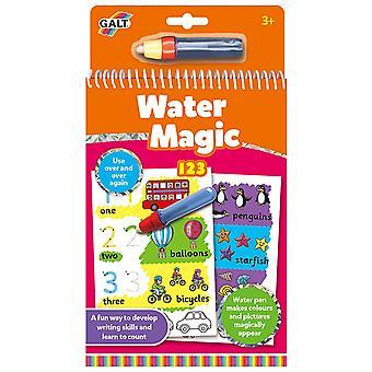 Galt Water Magic 123 Colouring Book for Children