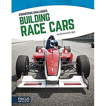 Building Race Cars by Samantha S Bell - 9781635173192 Book