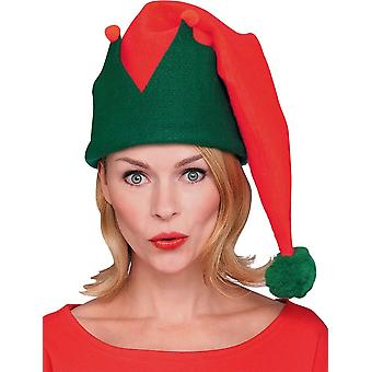Elf Hat Red/Green