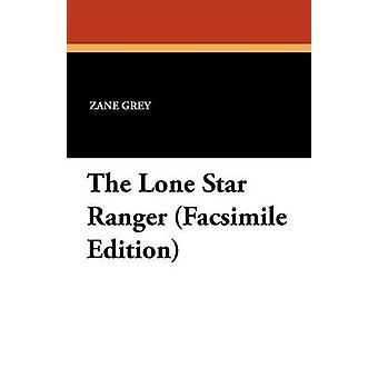 O Lone Ranger estrela por Grey & Zane