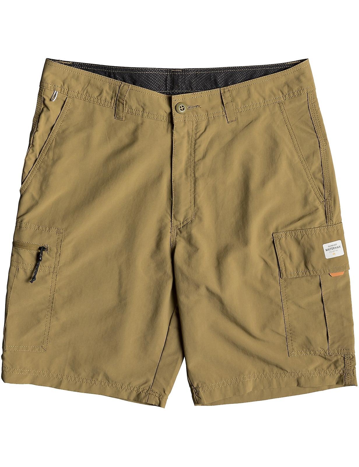 Quikargent Waterhomme Skipper Cargo Shorts