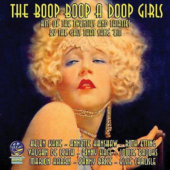 Various Artist - Boop Boop a Doop Girls [CD] USA import