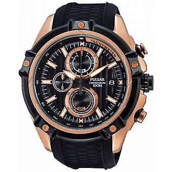 Pulsar Mens WRC Sport Chronograph PV6002X1 Watch