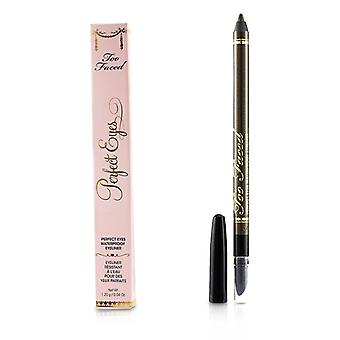 Too Faced Perfect Eyes Waterproof Eyeliner - # Perfect Moss - 1.2g/0.04oz