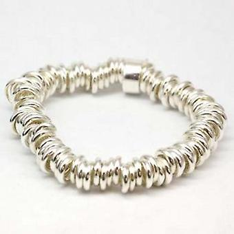 The Olivia Collection 23-26 Gram Sterling Silver Candy Bracelet