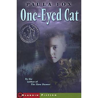 One-Eyed Cat by Paula Fox - Erika Meltzer - 9780689839702 Book