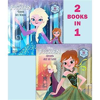 Frozen - Anna's Act of Love/Elsa's Icy Magic by Lisa Marsoli - Joey Ch