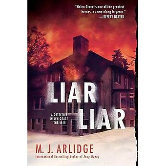Liar Liar by M J Arlidge - 9781101991350 Book