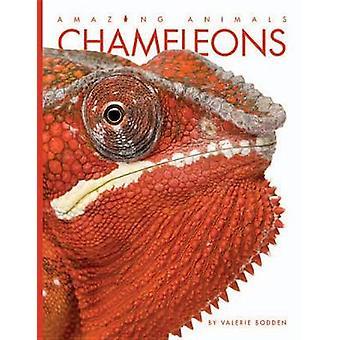 Chameleons by Valerie Bodden - 9781628322156 Book