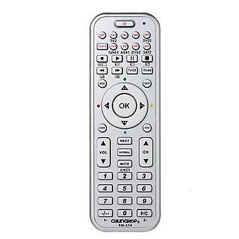 Universele TV DVD SAT tuner AUX AMP CD afstandsbediening
