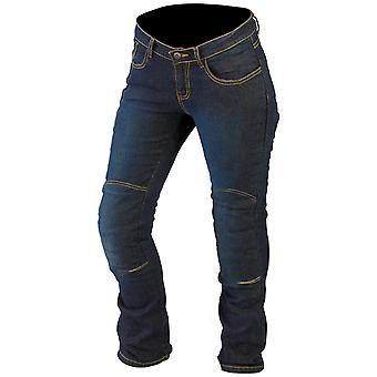 ARMR Moto Blue L279 Adora Womens Motorcycle Jeans