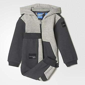 Adidas Originals Infant EQT Hooded Fleece