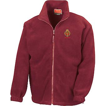 Welsh Guards Veteran - Licensed British Army Embroidered Heavyweight Fleece Jacket