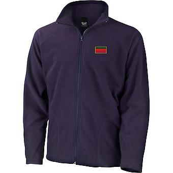 2nd Royal Tank Regiment TRF - Licensed British Army Embroidered Lightweight Microfleece Jacket