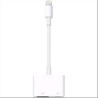 Apple cable lightning-hdmi adapter