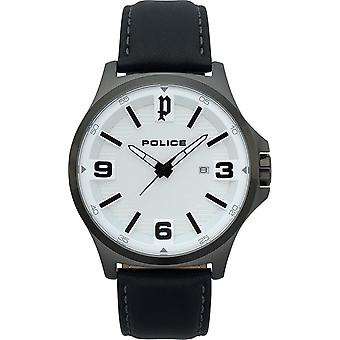 Police Mens Gents Clan Quartz Wrist Watch 15384JSU/04