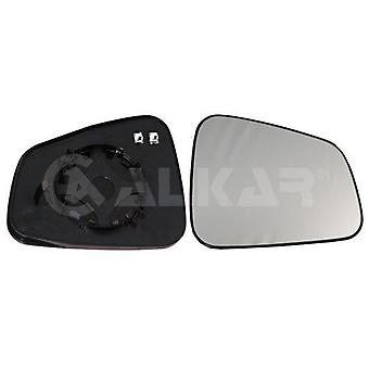 Right Driver Side Mirror Glass (Heated) & holder For CHEVROLET TRAX 2012-2018