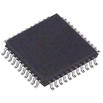 Embedded microcontroller AT89C51ED2-RLRUM VQFP 44 (10x10) Microchip Technology 8-Bit 60 MHz I/O number 34