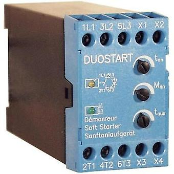 Soft starter Peter Electronic DUOSTART 5,5 Motor power at 230 V 5.5 kW 400 Vac Nominal current 12 A