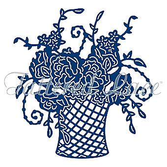 Tattered Lace Floral vaas sterven