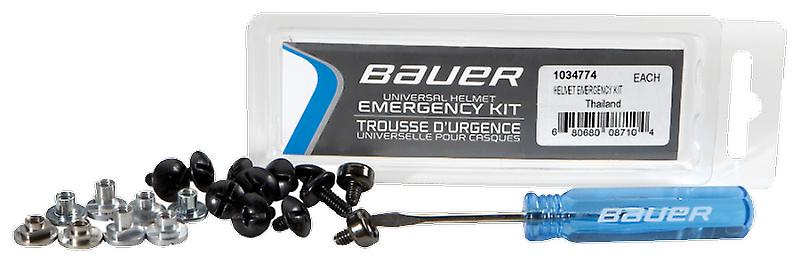 BAUER helmet spare parts set