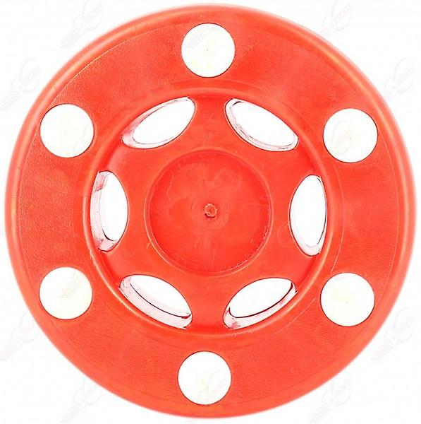 BASE Pro roller hockey puck / Red