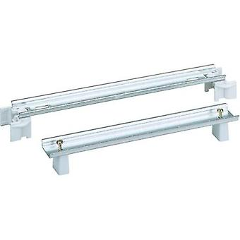 Spelsberg 79504501 AK NS35-406 AK Standard Rail (L x W x H) 406 x 35 x 7.5 mm Steel (galvanized) Compatible with AKL/AK