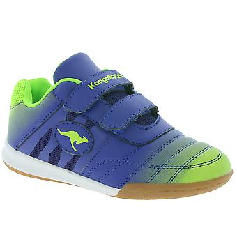 KangaROOS Chelo Court V shoes kids sneakers Blau 16004 0 484