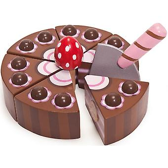 Le Toy Van Honeybake Chocolate Gateau