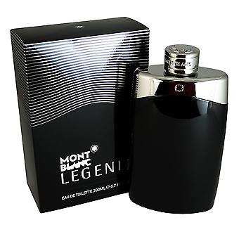 Legenden for mænd af Mont Blanc 6,7 oz EDT Spray