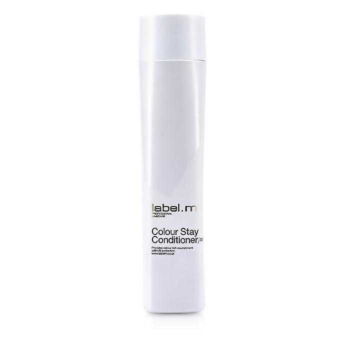Label.M Colour Stay Conditioner (Provides Colour Rich Nourishment with UV Protection) 300ml/10.1oz