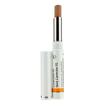 Dr. Hauschka Coverstick - #01 (naturel) 2g / 0,07 oz