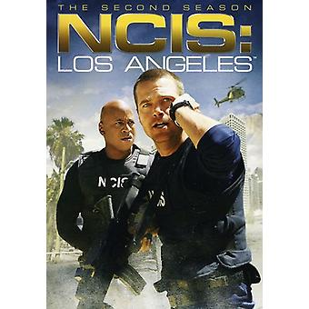 NCIS Los Angeles: The Second Season [DVD] USA import