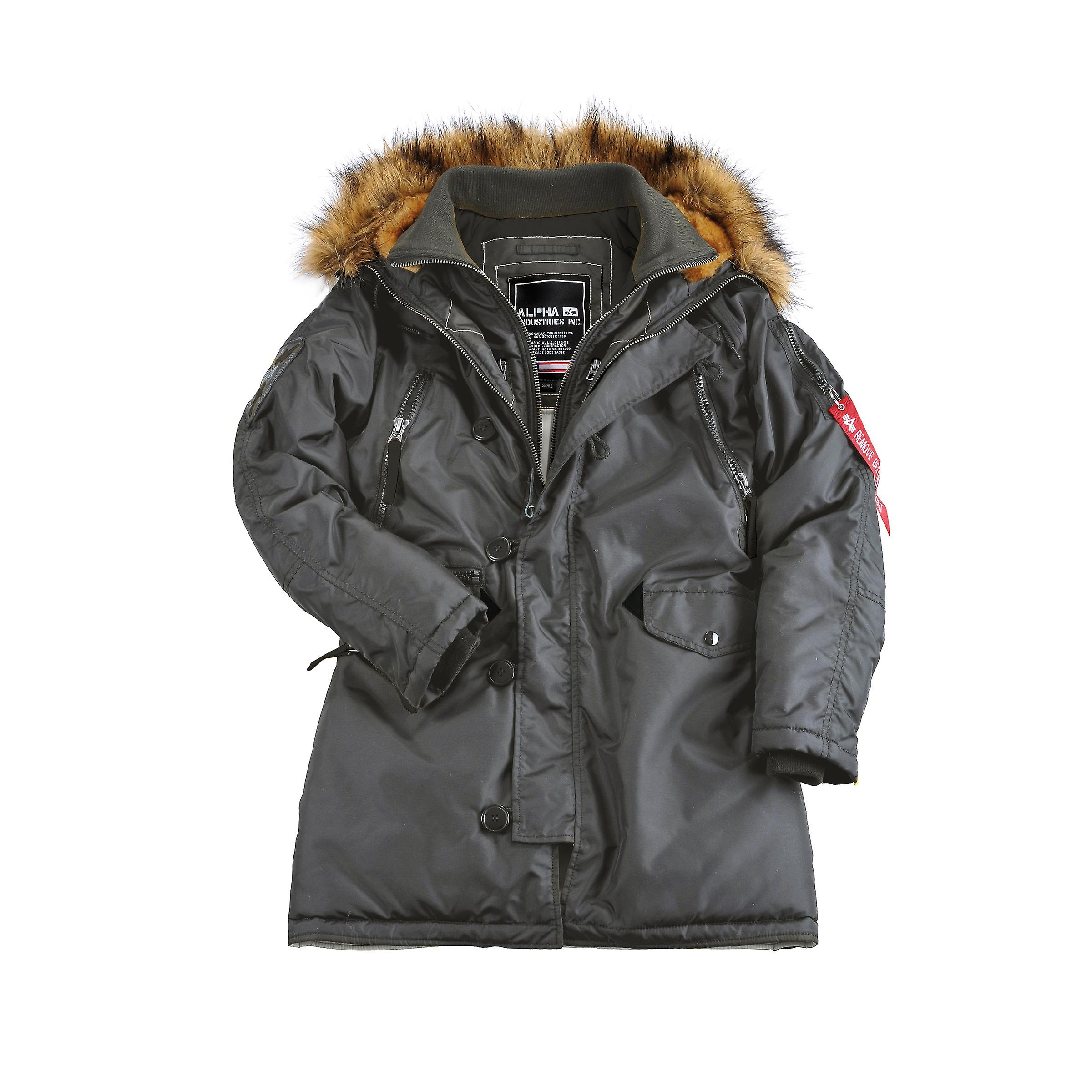 Alpha industries jacket PPS N3B Wmn