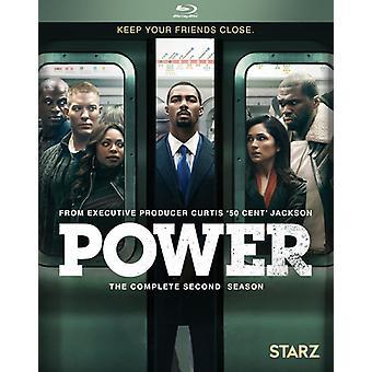 Power: Säsong 2 [Blu-ray] USA import