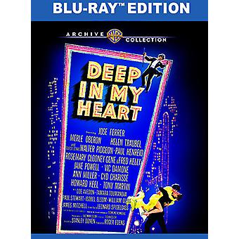 Deep in My Heart [Blu-ray] USA import