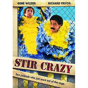 Rör om Crazy [DVD] USA import