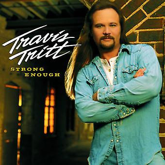 Travis Tritt - Strong Enough [CD] USA import