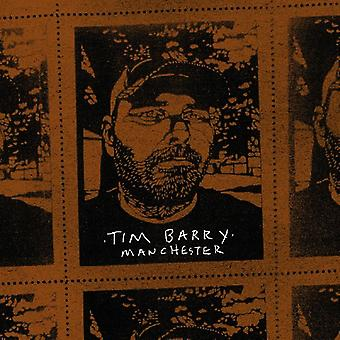 Tim Barry - Manchester [CD] USA import