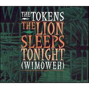 Tokeny - Lion Sleeps Tonight [CD] USA import