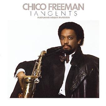 Chico Freeman - tangenter [CD] USA importerer