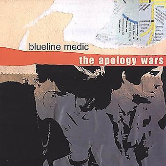 Bschramm Medic - undskyldning krige [CD] USA import