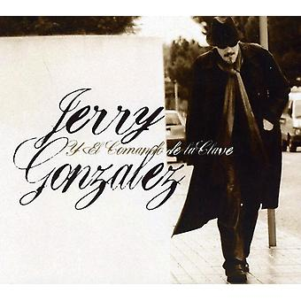 Jerry Gonzalez - Jerry Gonzalez Y El kommando De La Clave [CD] USA import