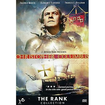 Christopher Columbus (1949) [DVD] USA import